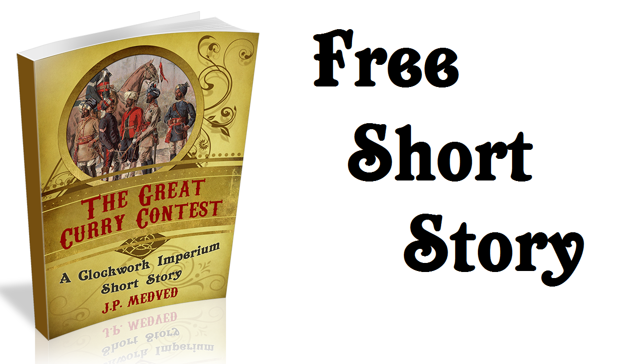 Get a Free Steampunk Short Story