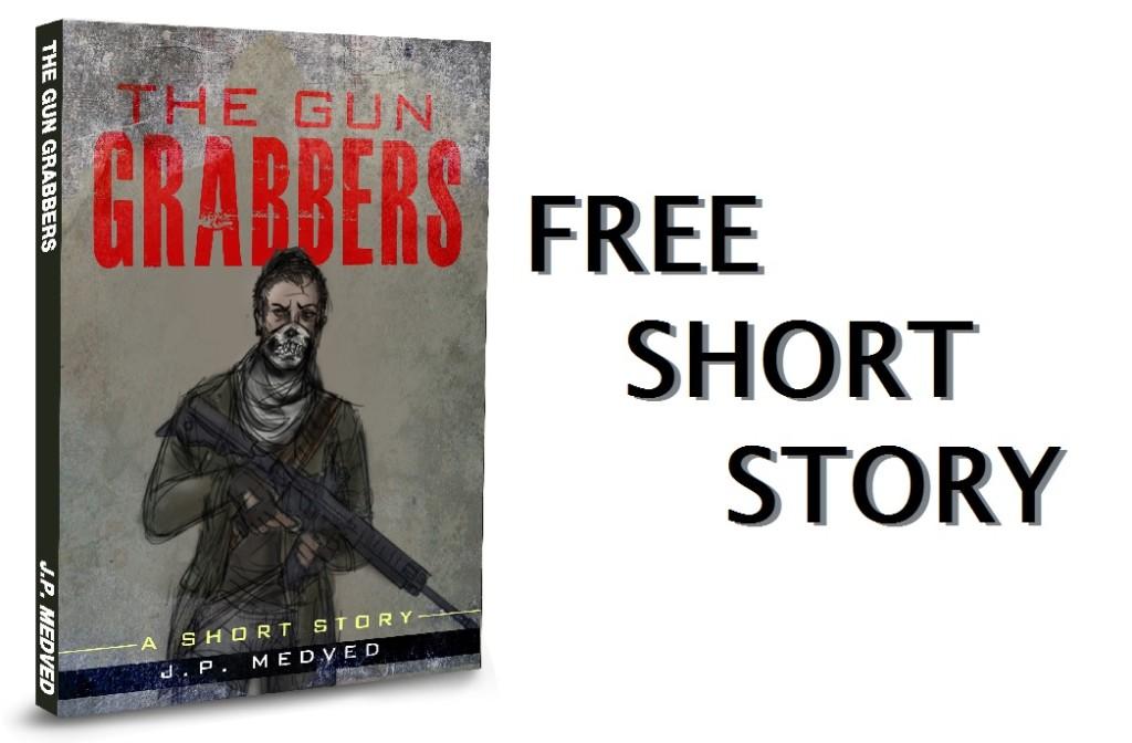 gun grabbers free short story