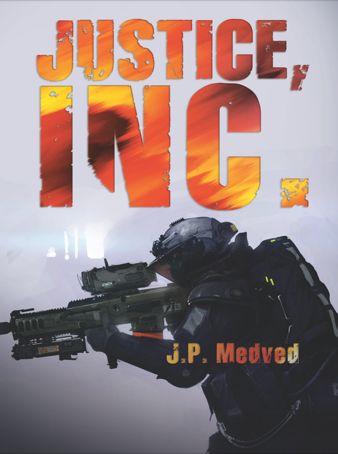 Justice Inc cover